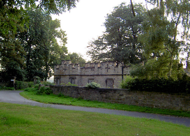 Middlewood Lodge.