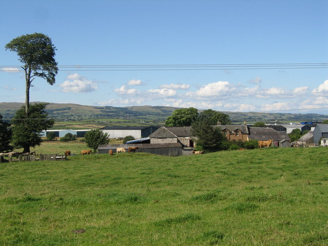 Crawfield Farm, Longbar