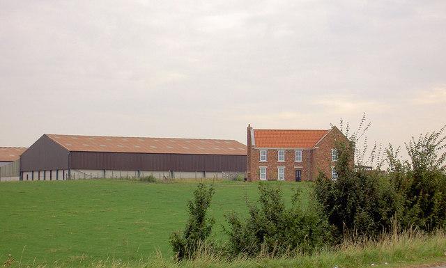 Newish farm at Highgate.
