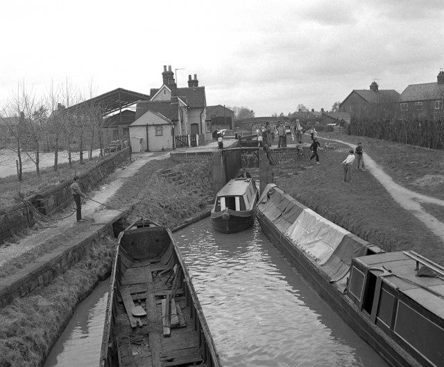 Wardle Lock, Middlewich (2)