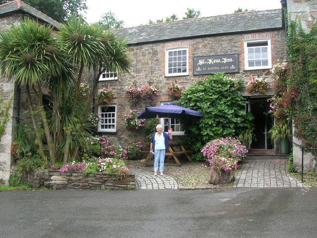 St Kew Inn