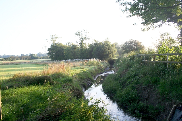 Merebrook Tributary, Gilvers Lane