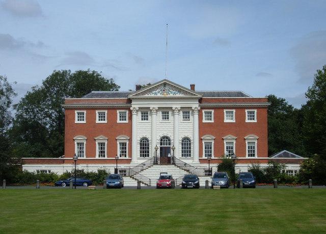 Warrington Borough Council Offices