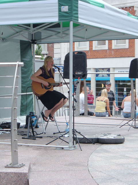 Street Entertainment, Warrington