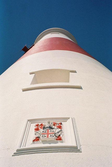 Bill of Portland: lighthouse detail
