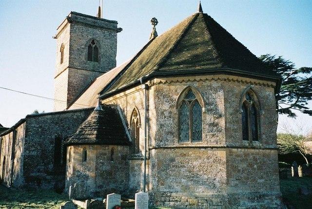 Poyntington: parish church of All Saints