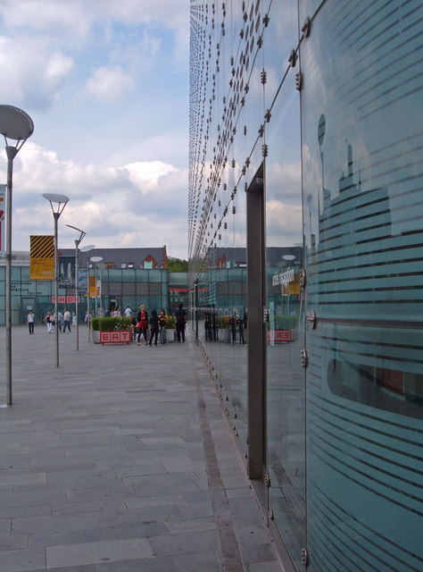 Urbis Building, Manchester