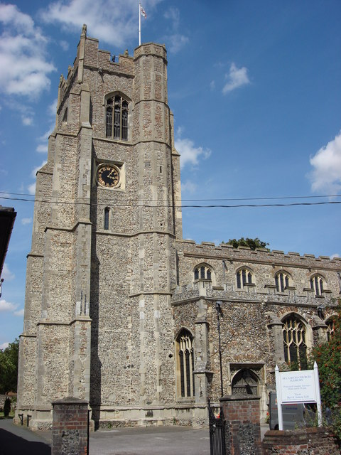 All Saint's Church tower
