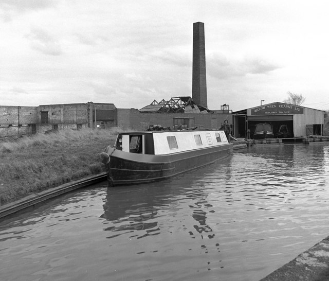 Between Locks 72 and 73, Middlewich, Trent and Mersey Canal