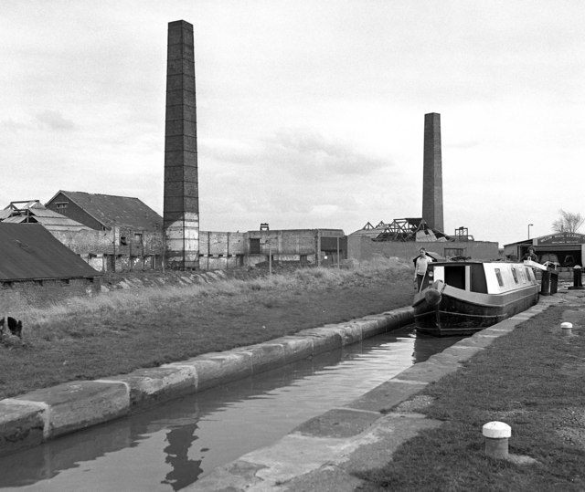 Lock No 73, Trent and Mersey Canal, Middlewich