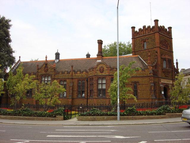 Library, King's Lynn