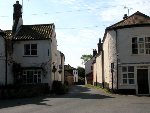 Back Street Cottages