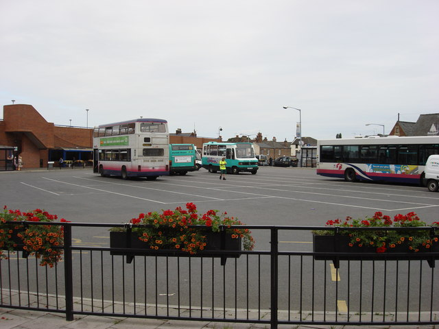 Bus Station, King's Lynn