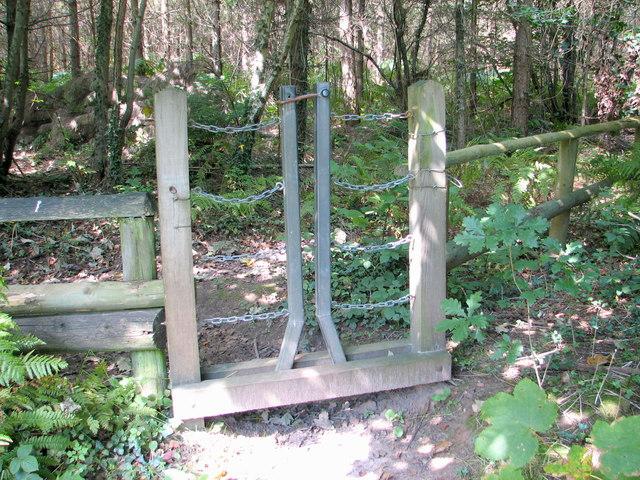 Gate to Ash Grove Allotment