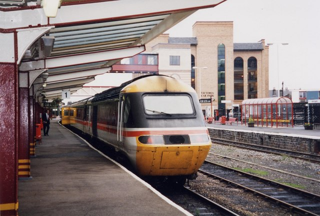 Harrogate Station, 1994