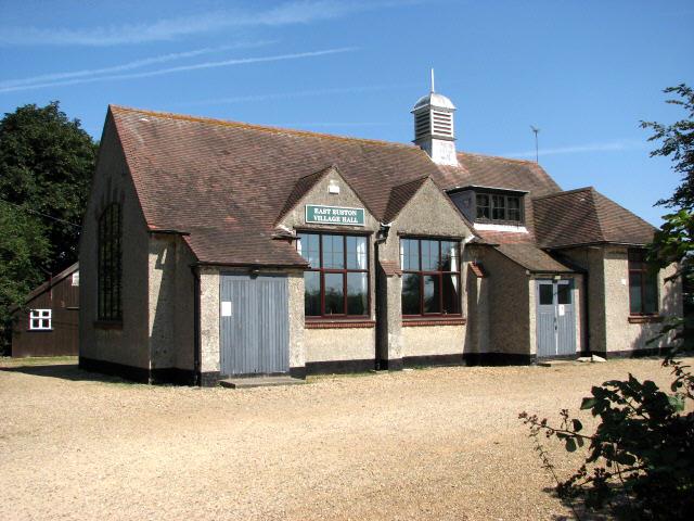 East Ruston Village Hall