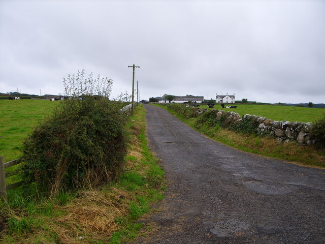 Drury Lane Farm Road