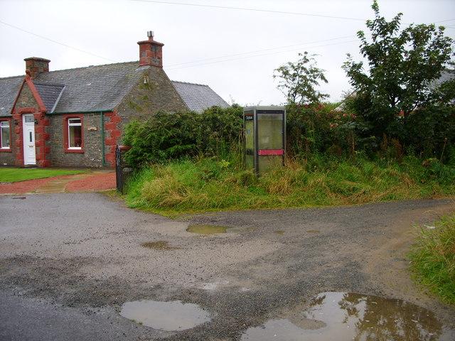 Craiglemine Telephone Box