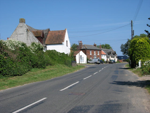 The Street, Lessingham