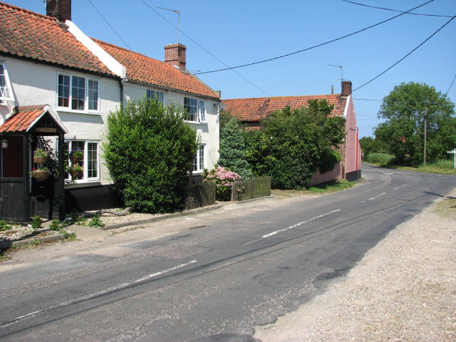 Cottages, Ingham Corner