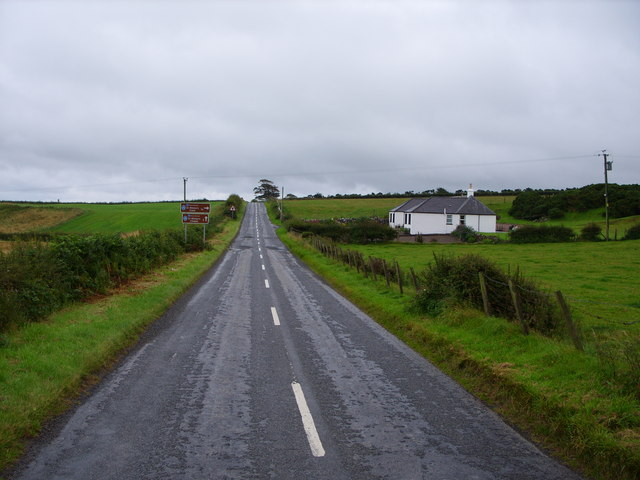 The Road To The Isle of Whithorn