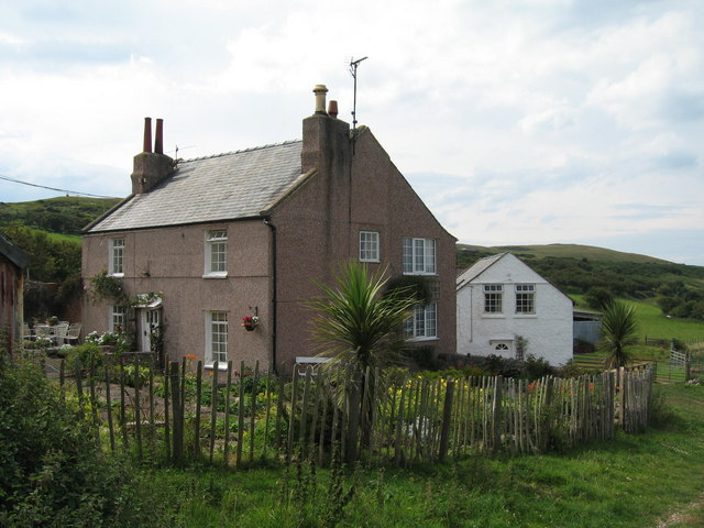 Pen-y-mynydd Isaf Farmhouse, Great Orme