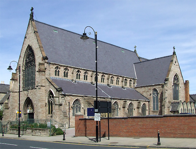 Roman Catholic Church of St Mary and St John, Snow Hill, Wolverhampton