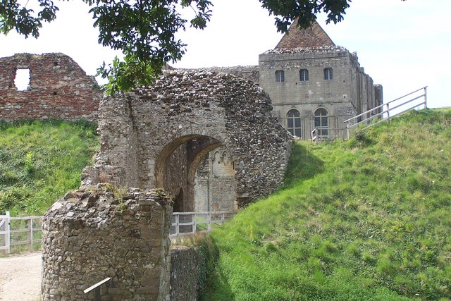 Castle Rising Gatehouse