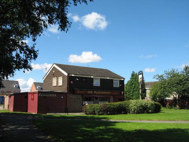 The Ploughman Pub, Stockbridge Village