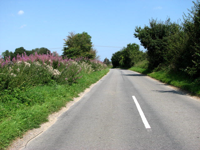 Approaching Briggate from A149 (Yarmouth Road)