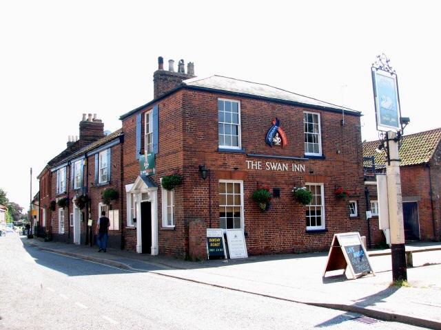 The Swan Inn, Stalham