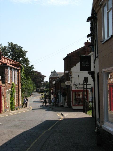 High Street, Stalham