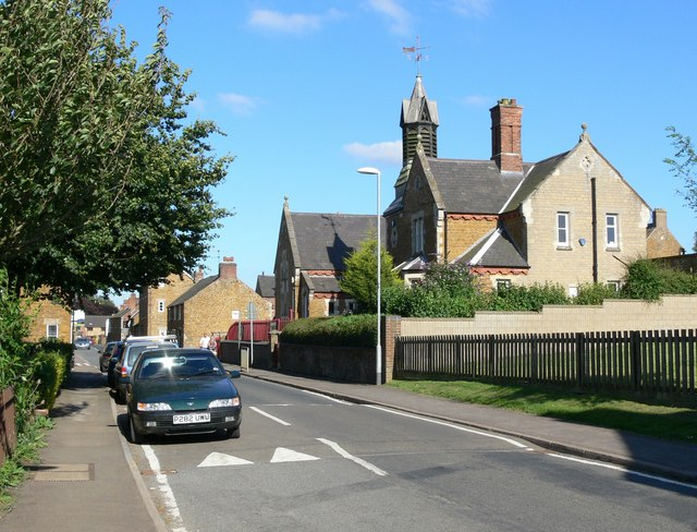 Somerby High Street, Leicestershire