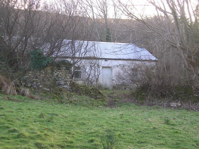 Eddie Brogan's Cottage, Mullnacloy, Ardara