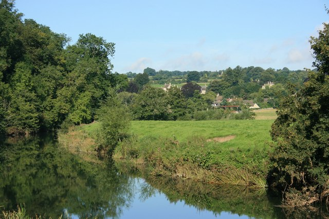 2007 : The River Avon near Avoncliffe