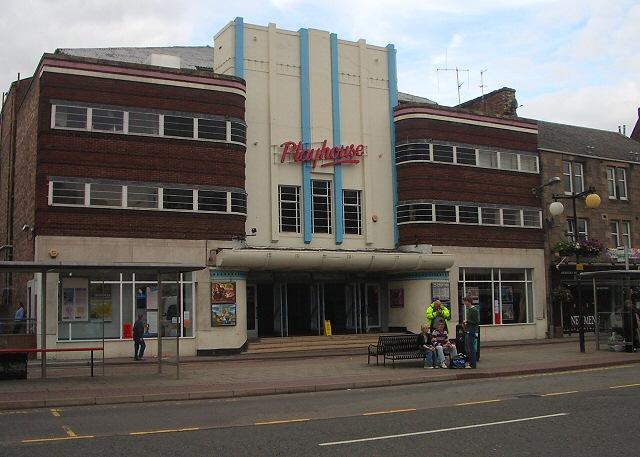 Caledonian Playhouse Cinema