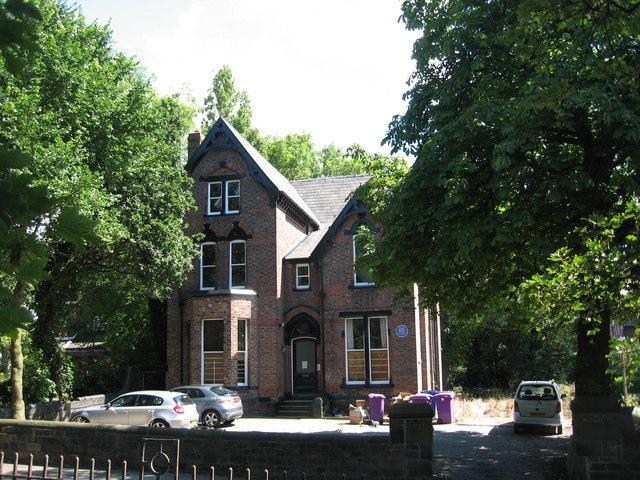 28 Ullet Road, John Brodie's House