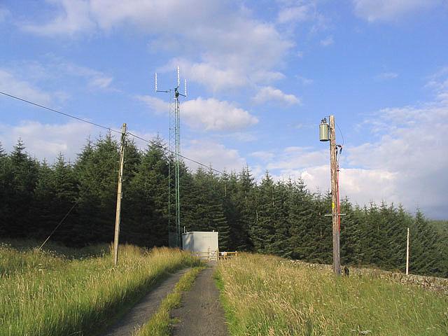 Mobile Phone Base Station Mast