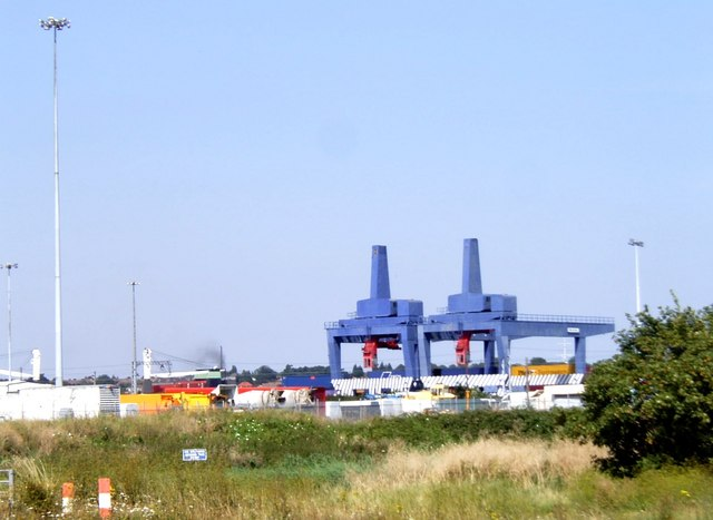 Harwich International Container Terminal