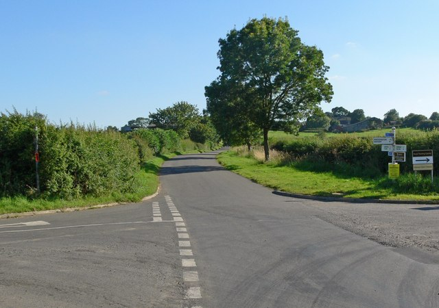 Long Lane near Owston, Leicestershire