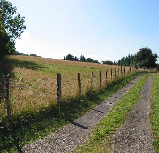 Entrance to May Hill Farm
