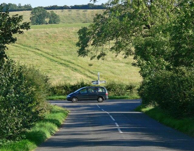 Whatborough Road, Oakham Road Junction