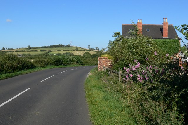 Oakham Road, Leicestershire