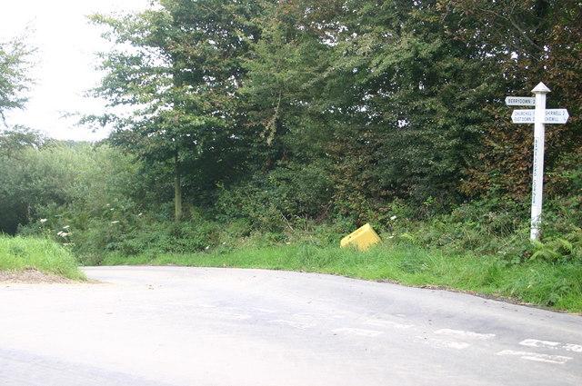 Ashelford corner