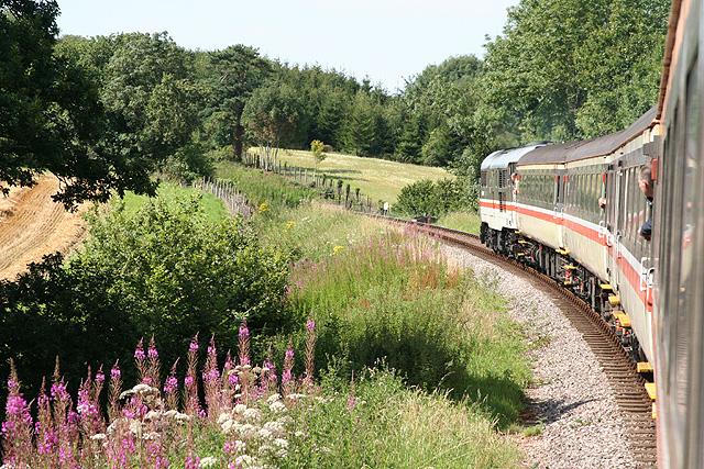 Lydeard St Lawrence: West Somerset Railway