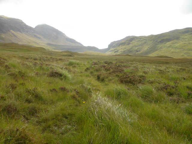 Glenleraig Hill Track