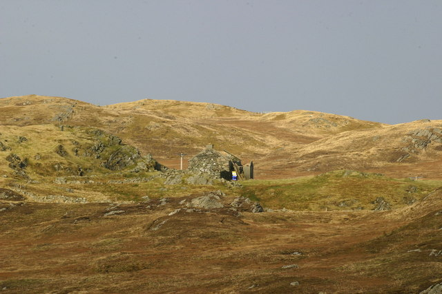 Ruined Croft at Finnister
