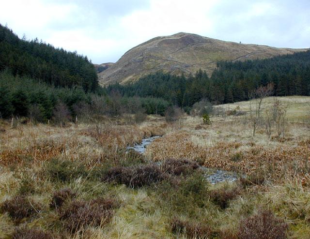 The Afon Myherin