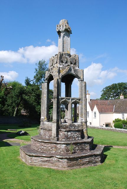 The Preaching Cross, St James The Less, Iron Acton