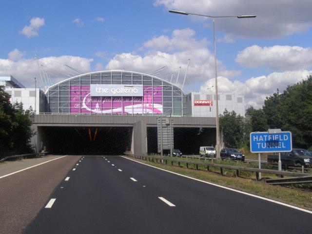 Hatfield Tunnel